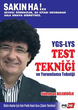 YGS-LYS Test Tekniği
